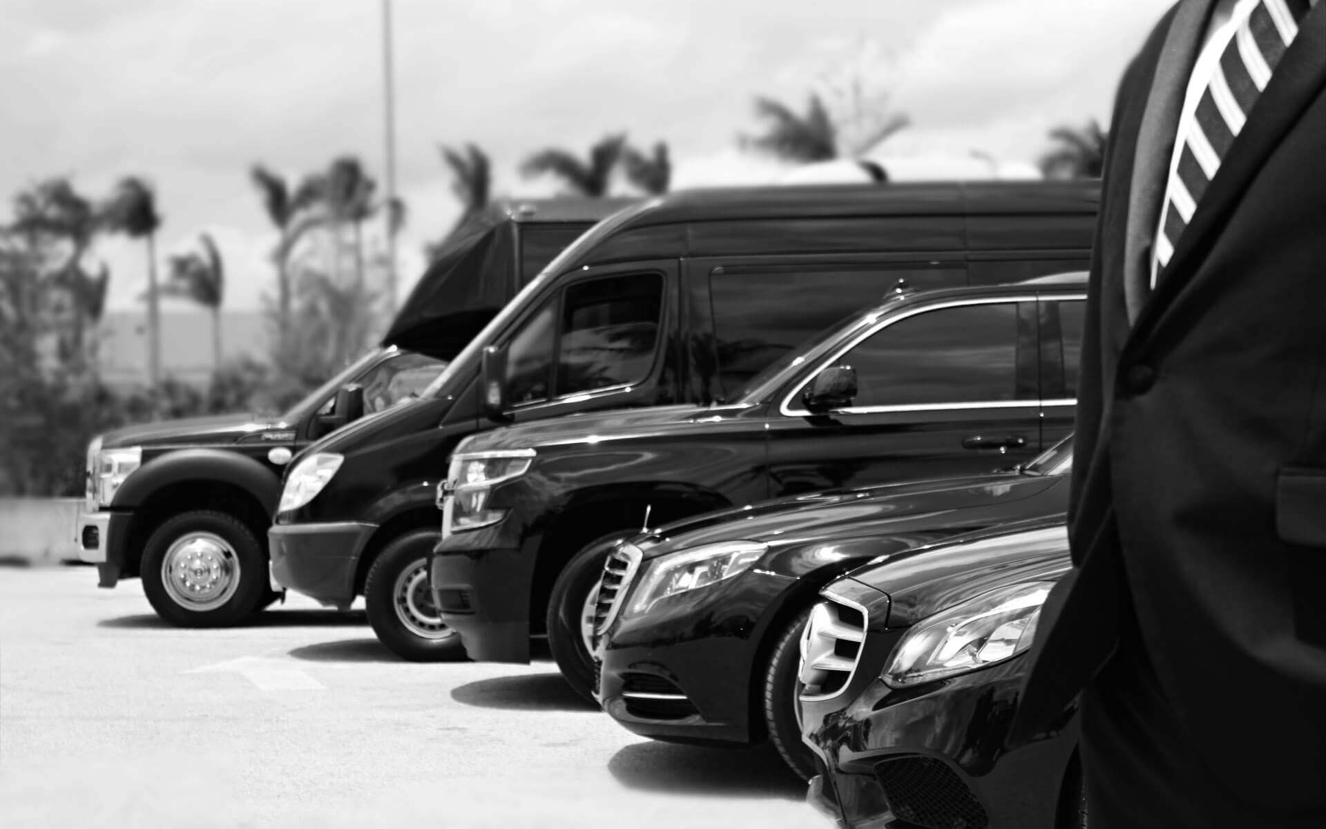 San Diego black car service